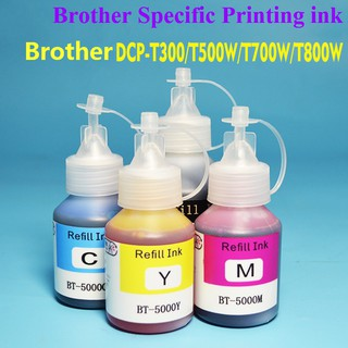 Brother Refill Ink for T300/T500/T700/T800 DCP-T300 DCP-500W