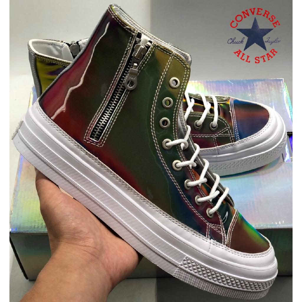7f2cf0b5149ce3 Converse Chuck Taylor All Star 1970S Men's shoes woman's canvas shoes  couple shoes high shoes fashion 606-1 | Shopee Malaysia