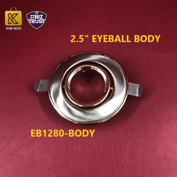 "2.5"" EYEBALL BODY DOWNLIGHT"
