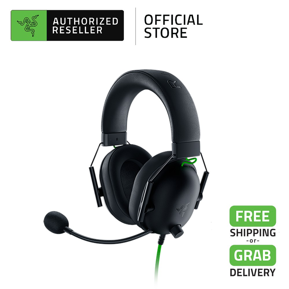 Razer BlackShark V2 X Multi-Platform Wired E-Sports Headset