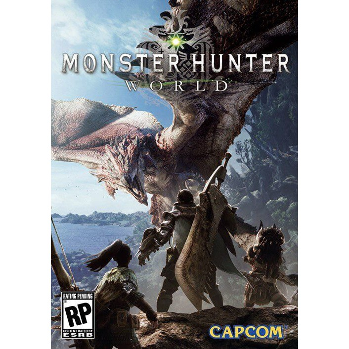 Monster Hunter World PC Game Steam Platform