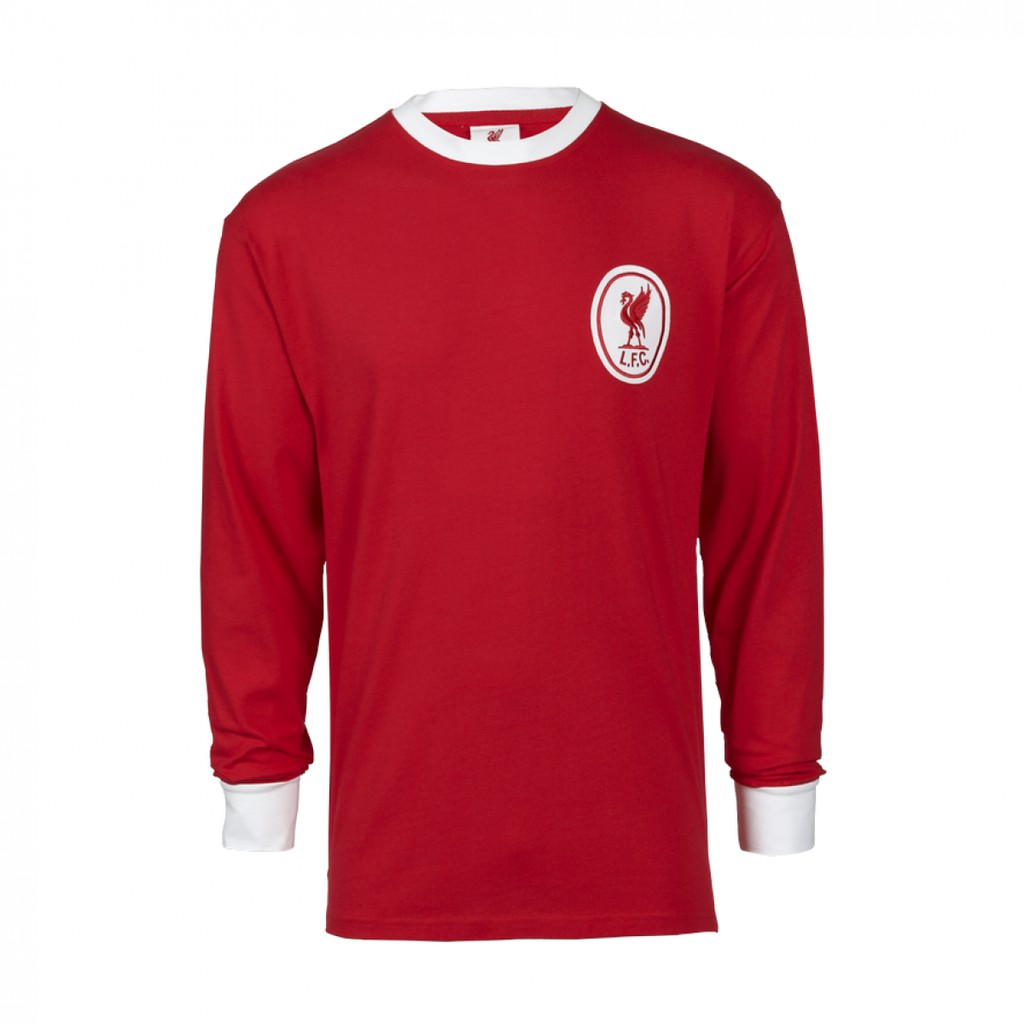 Liverpool FC Retro Cycle Jersey LFC Official