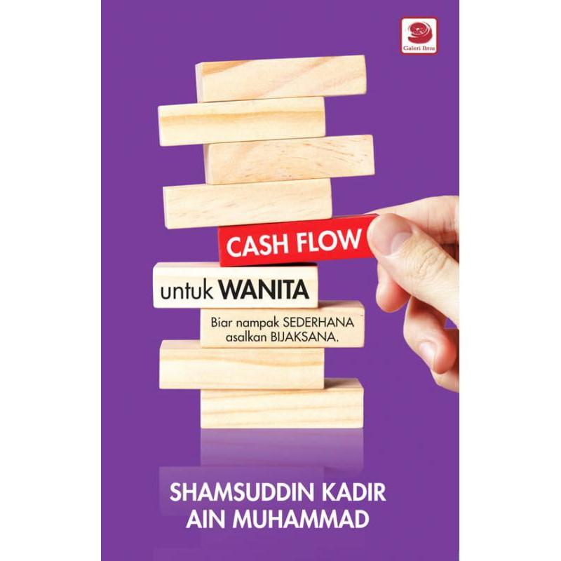 Cashflow Untuk Wanita -  Shamsuddin Kadir & Ain Muhammad