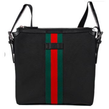 0e3e7965dd0e Prada Men's Nylon Shoulder Casual Bag - Black 2VH953 064 F0002   Shopee  Malaysia