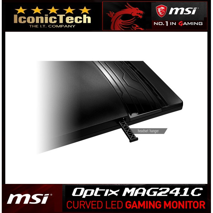 Msi Optix Mag241c Calibration