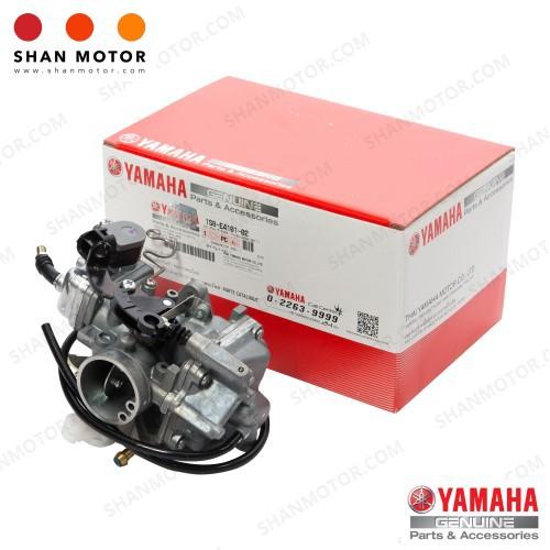 Setting carburetor lc135 v1