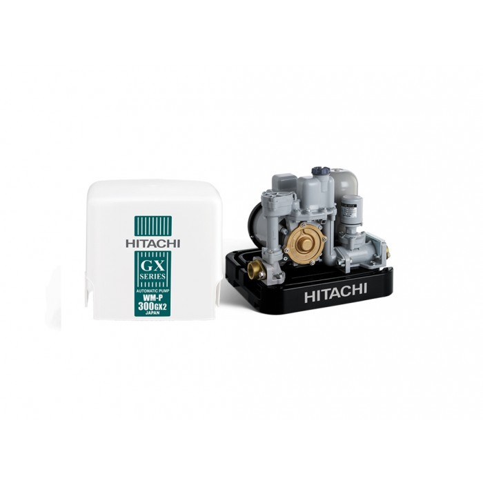 HITACHI WMP150GX2 WATER PUMPS 150W (COMPACT TYPE) CONSTANT PRESSURE