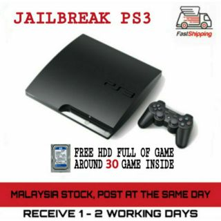 PlayStation Ps 3 Jailbreak (30+ Free Game)