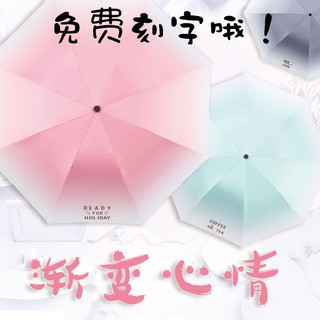 Color : White Qeeuanl Full-Automatic Umbrella Large Folding Compact Portable UV Protection Sun Shade Female Sun and Rain Dual-use S Sun Umbrella Black Plastic Thick Small Fresh