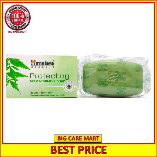 Himalaya Neem & Tumeric Soap 75g For Face & Body