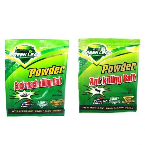 Green Leaf Powder Ant Cockroach Killing Bait Shopee Malaysia