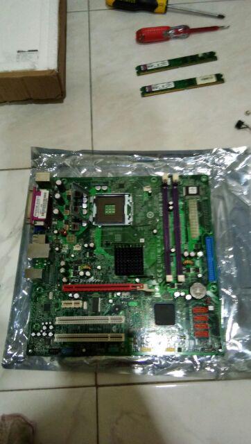 NEW Intel G31 LGA 775 Socket DDR2 MicroATX Computer
