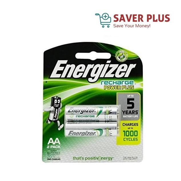 Energizer Recharge Batteries AA/AAA