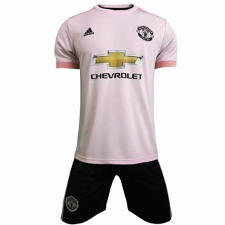 premium selection 17c0b 4eeda Manchester United away pink football jersey fan issues with ...