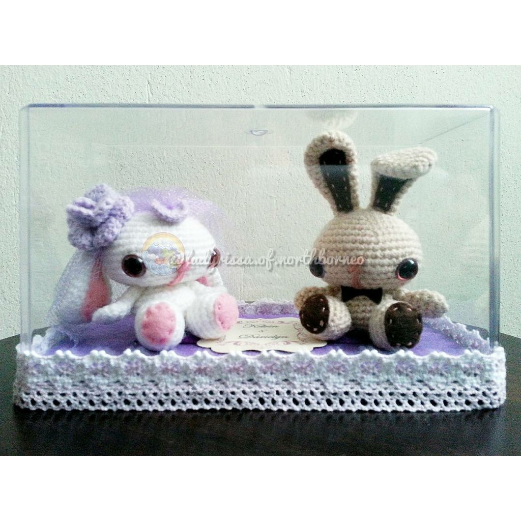 Loving Bride and Groom Wedding Dolls - Sweet Softies | Amigurumi ... | 1024x1024