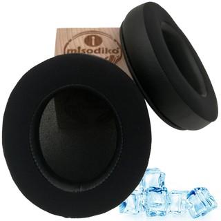 Round Oval Replacement Cooling-Gel Earpads Foam Ear Pads Cushions for Razer Kraken 7.1 Chroma V2 USB Gaming Pro V2 Headphone Protein Skin