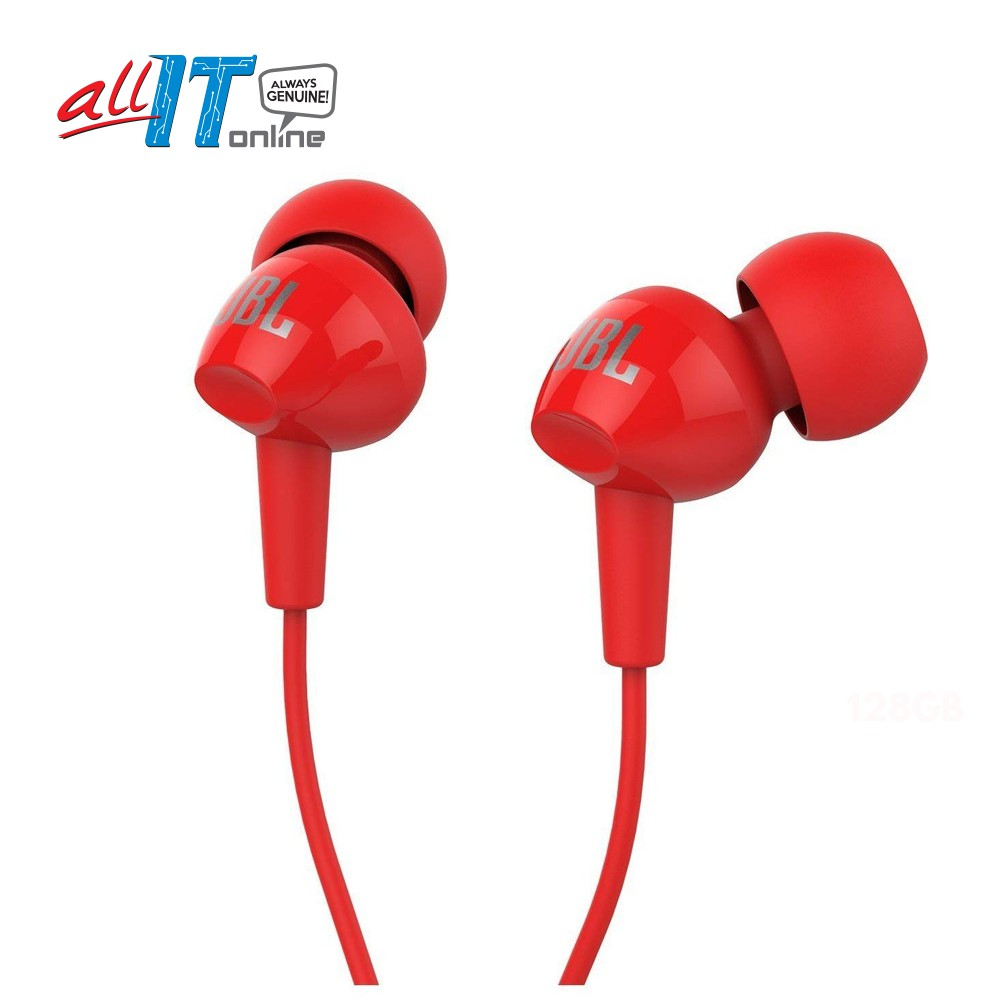 Jbl T290 Earphone With Microphone Mobile Phone Accessories Shopee Gold Malaysia