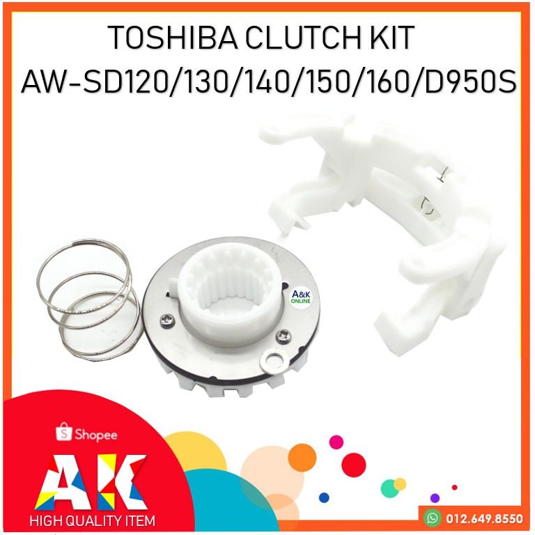 Toshiba Clutch Kit Washing Machine AW-SD120/130/140/150/160/D950S