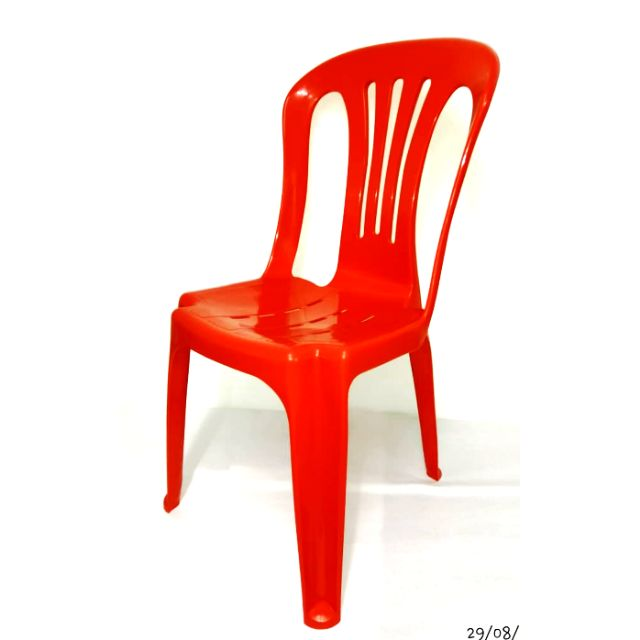 Maxonic Side Chair Red Colour/ Kerusi Merah