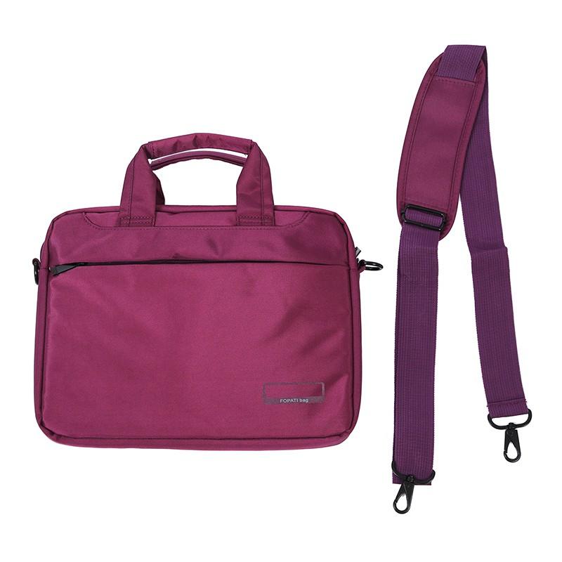 d411849620e Laptop bag case 12 inch Nylon airbag shoulder handbag