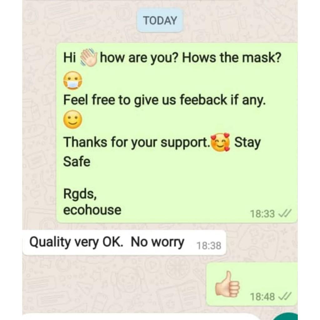 50 pcs / box 3 Layer Face Mask 10 Box [Ready Stock]