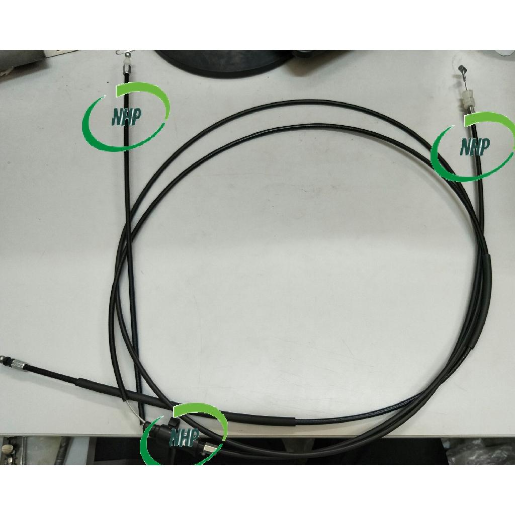 Perodua Kelisa Petrol Tank Cable / Fuel Tank  & Rear Bonnet Cable