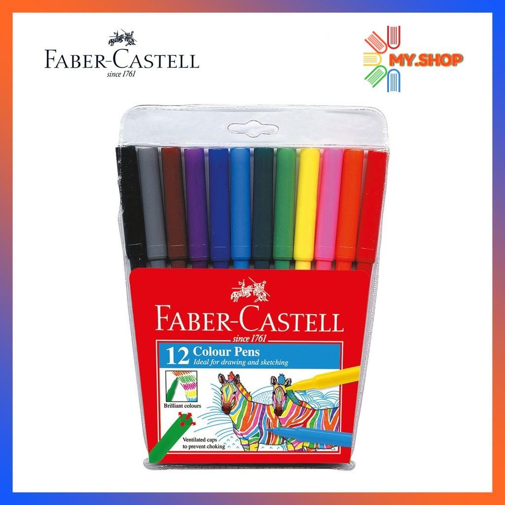 Faber Castell Magic Color 12color 154312