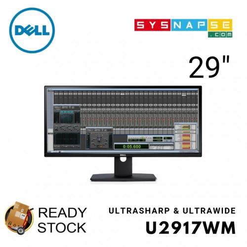 (Open Box) Dell 29 in Ultrasharp Monitor HD U2917WM Ultrawide 21:9 Mini DP  HDMI