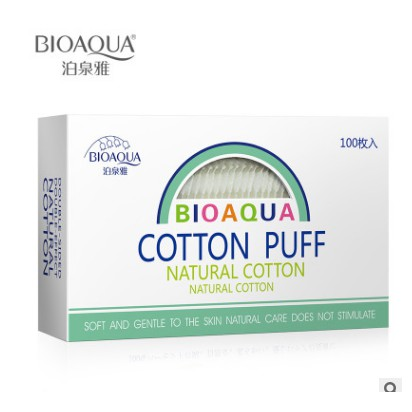 100 pieces of high quality cosmetic cotton