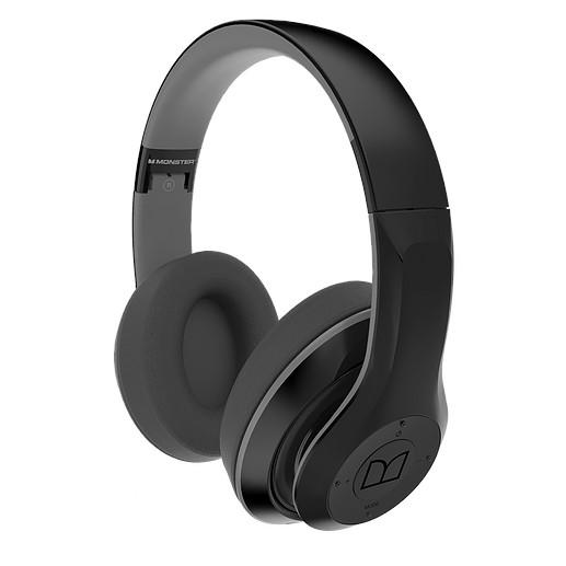 MONSTER N-TUNE 450 OVER EAR BLUETOOTH HEADPHONE