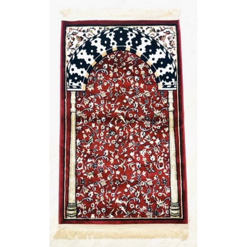 Rawdha Collection Red - TPM113