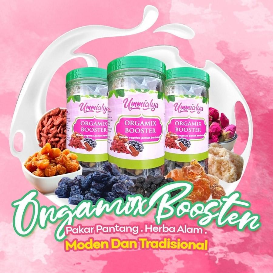 Ummialya Orgamix Booster MilkBooster