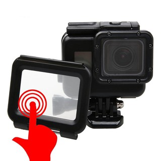40M Waterproof Case Protective Housing Cover LCD Touch Cover