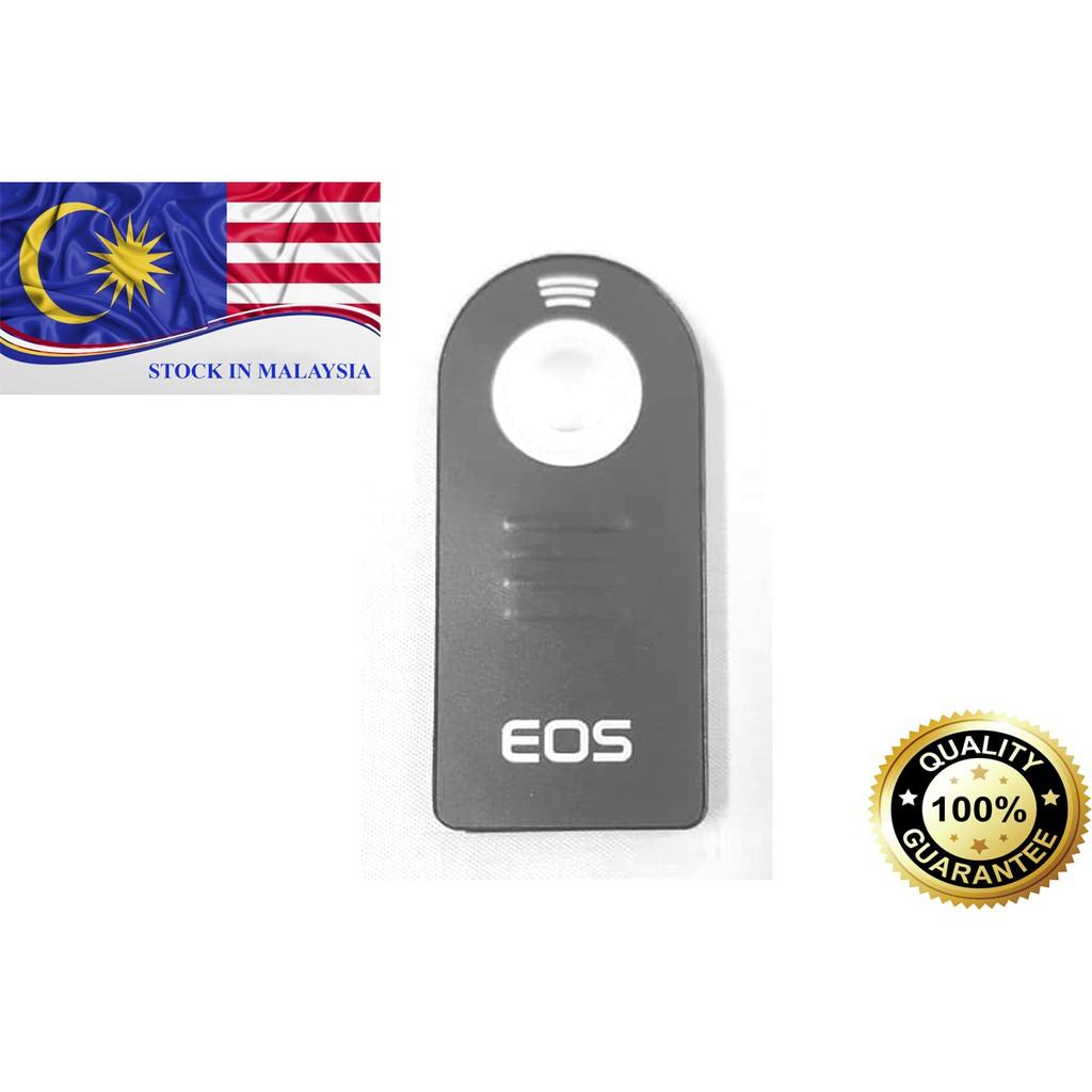 Wireless Remote For Canon EOS 600D 650D 700D 70D 60D 6D 7D 5D (Ready Srock In Malaysia)