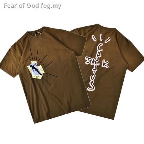 High Quality T Shirt Travis Scott Cactus Jack Highest In The Wash Room Short Sleeve T Shirt Shopee Malaysia