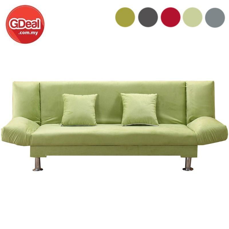 Sofa Bed 150cm 180cm Shopee Malaysia