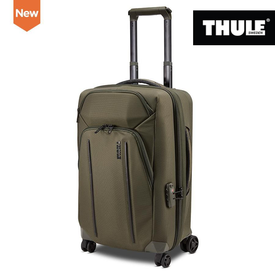 Thule Crossover 2 Carry On Spinner - Forest Night