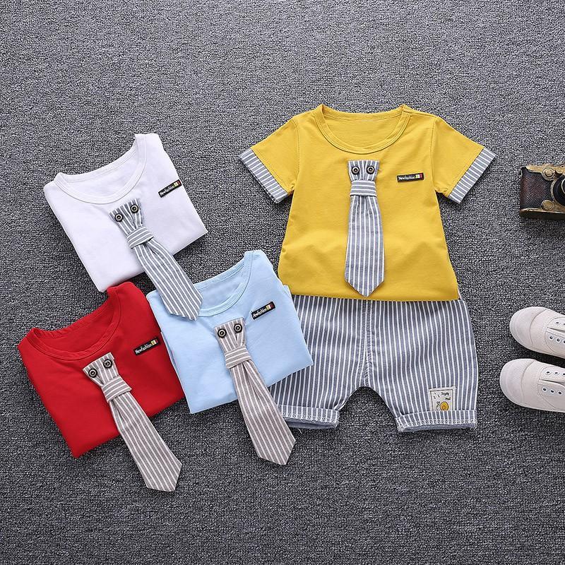 b05bd9c2a Kids Pants Boy Shorts Child Striped Clothes Boat Cotton Summer ...