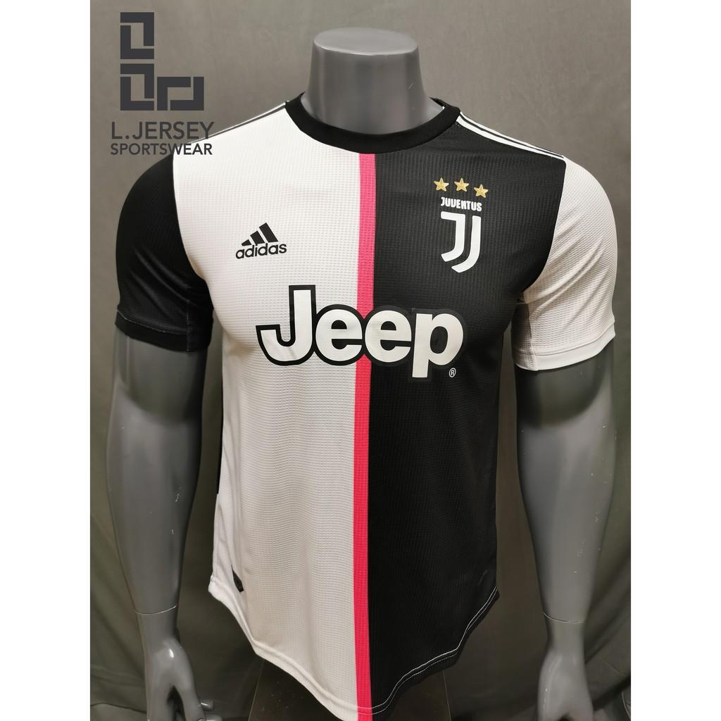Juventus Men Home Season 19/20 CLIMACHILL Player Jersey