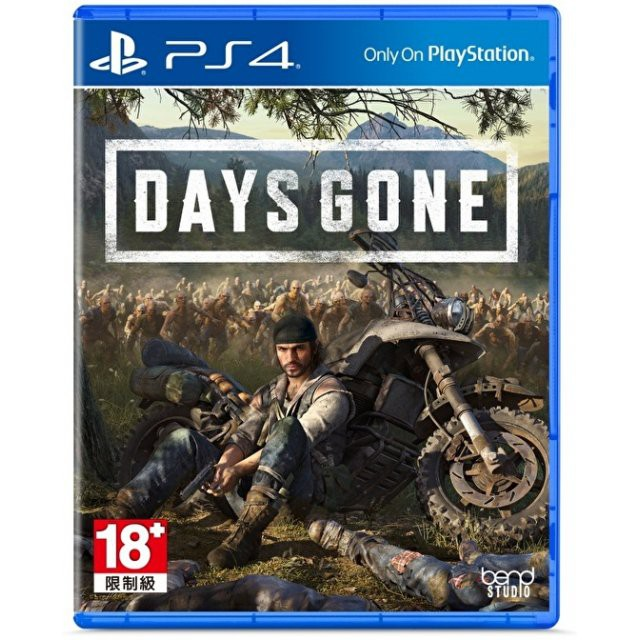 PS4 Days Gone (R3)(English/Chinese)(NEW)