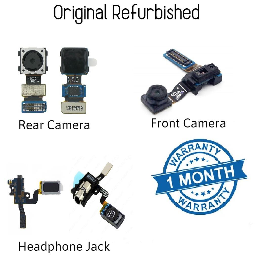 [ORI] Samsung Note 3 N9000 N9005 Proximity Sensor Camera Headphone Jack Spare Parts Original Refurbished Spare Parts