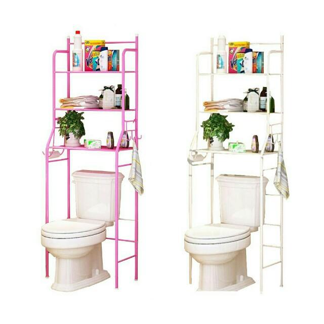 Bathroom Toilet Bowl Rack Rak Bilik Air Sho Malaysia