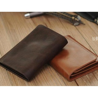 35abf68a50a2 2018 new men's leather wallet short Korean version of the leisure ...