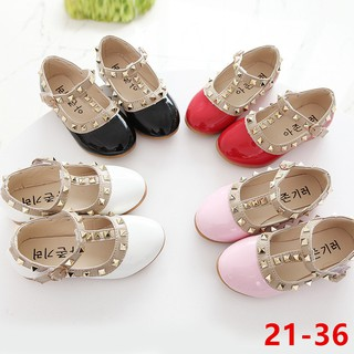 c61d4a5af5 Kid's shoes, leather shoes, new children's princess shoes, butterfly ...