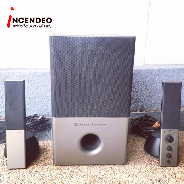 ALTEC LANSING Powered Audio System VS4121