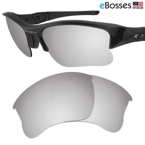 d9b07a0b04d66 eBosses Polarized Replacement Lenses for Oakley Holbrook - Titanium ...
