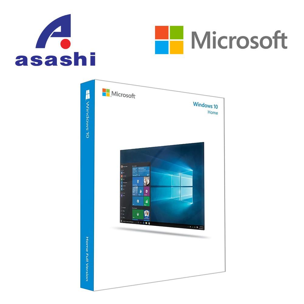Microsoft Windows 10 Home 64 Bit Oem Pack Shopee Malaysia Original