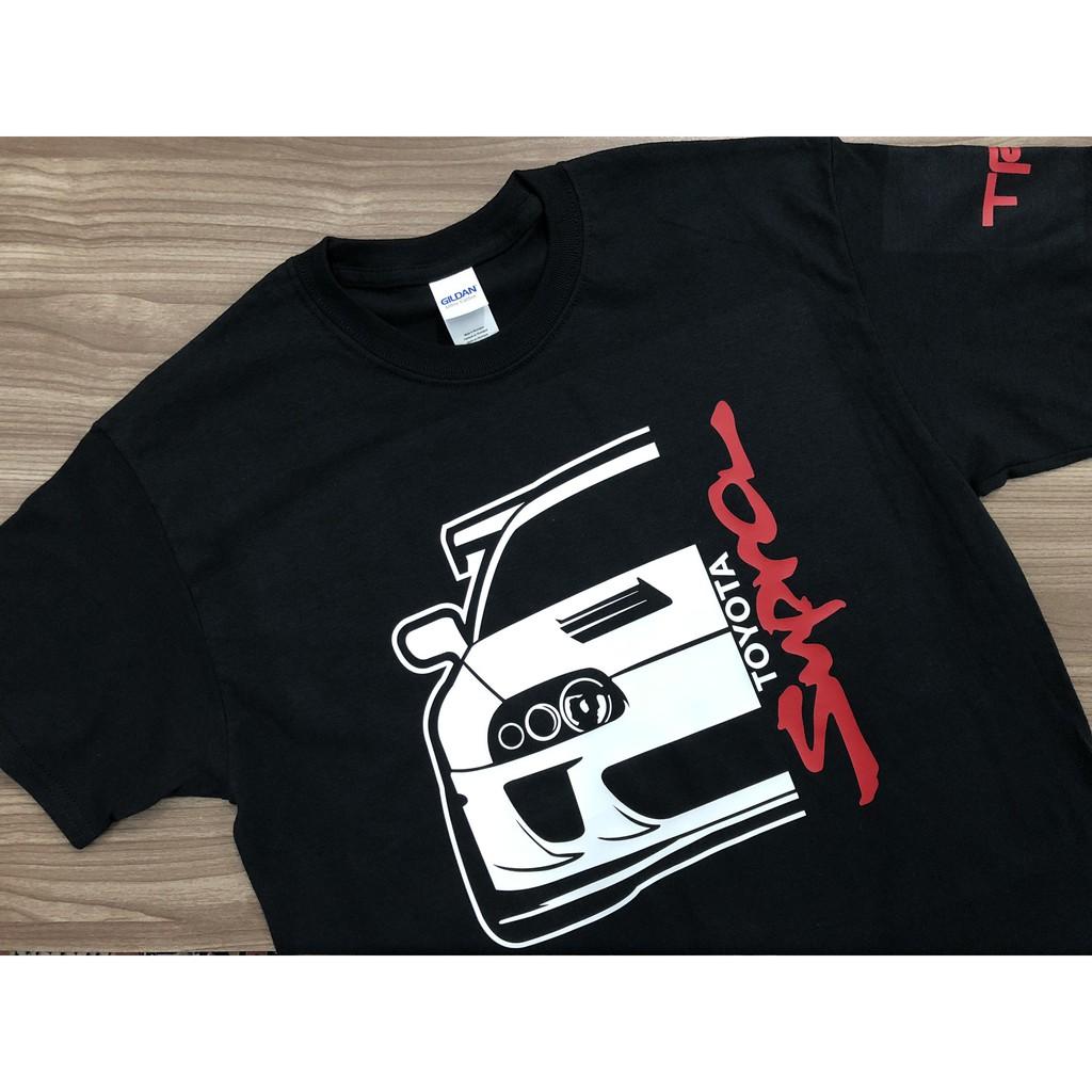 48b34f41 Supra Fragment T-shirt White S-3xl Jdm Boost Turbo Hoodie Toyota Trd Racing  Race | Shopee Malaysia