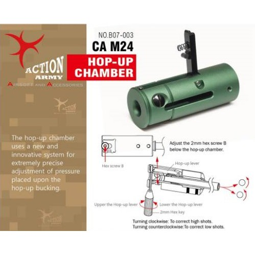Action Army, CA M24 Hop-up Chamber