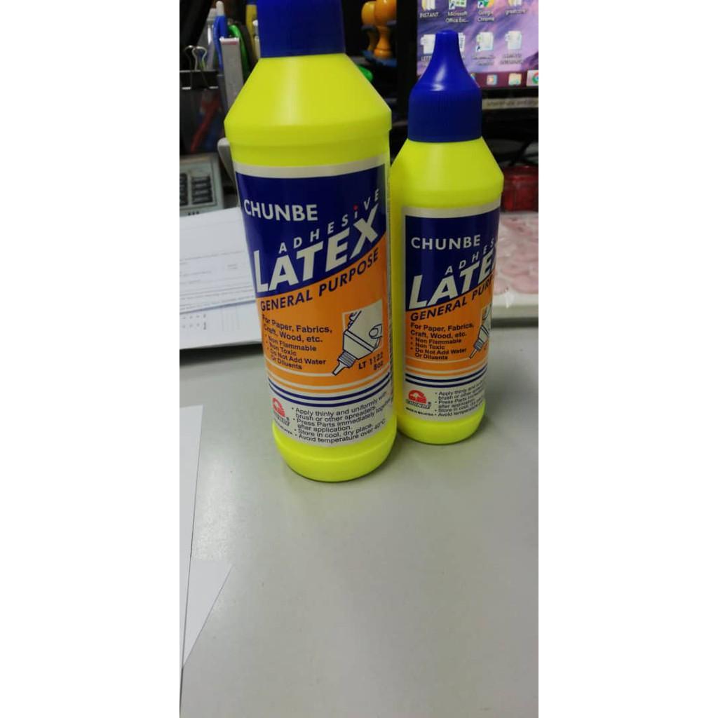 Chunbe Adhesive Latex Glue (4oz/8oz)